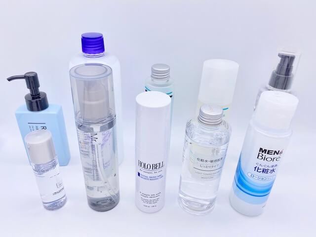 ベタつかないメンズ化粧水おすすめランキング10選