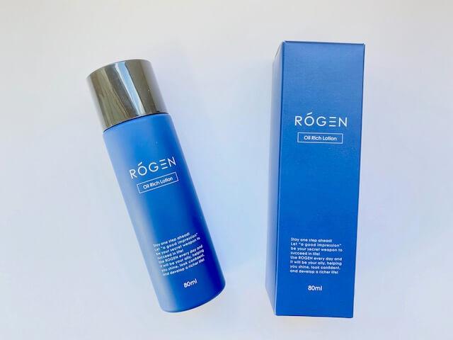 ROGEN(ロージェン)のオールインワン化粧水「オイルリッチローション」