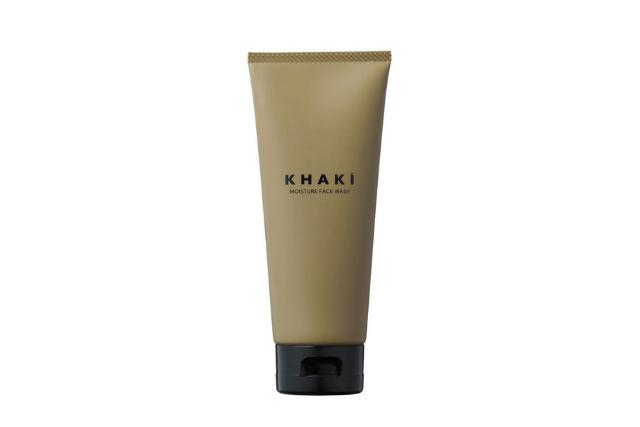 2021年に発売したKHAKI(カーキ)の洗顔料
