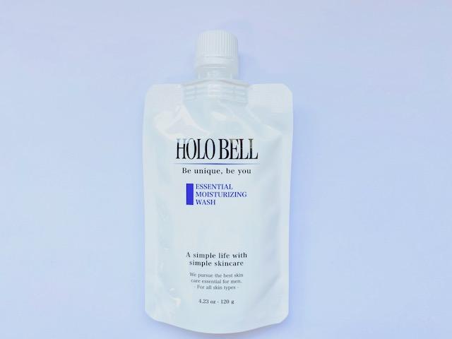 ホロベル(HOLO BELL)の洗顔料「エッセンシャル保湿ウォッシュ」