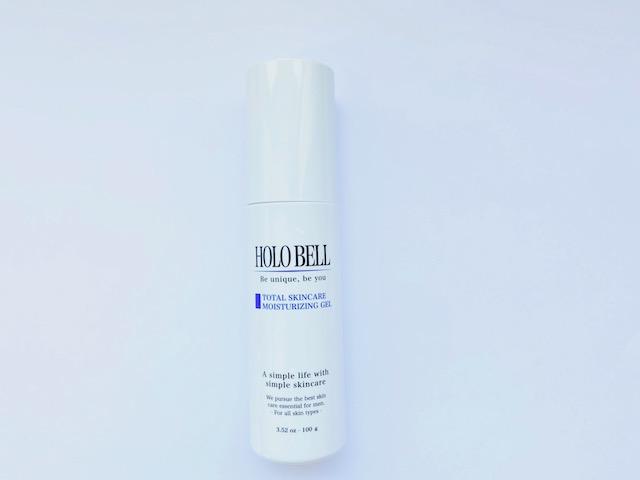 ホロベル(HOLO BELL)のオールインワン化粧水「トータルスキンケア保湿ジェル」