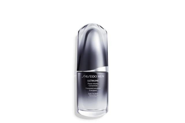 2021年3月に新発売された資生堂メンの美容液「アルティミューン™ パワライジング コンセントレート」