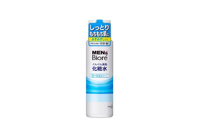 メンズビオレの化粧水