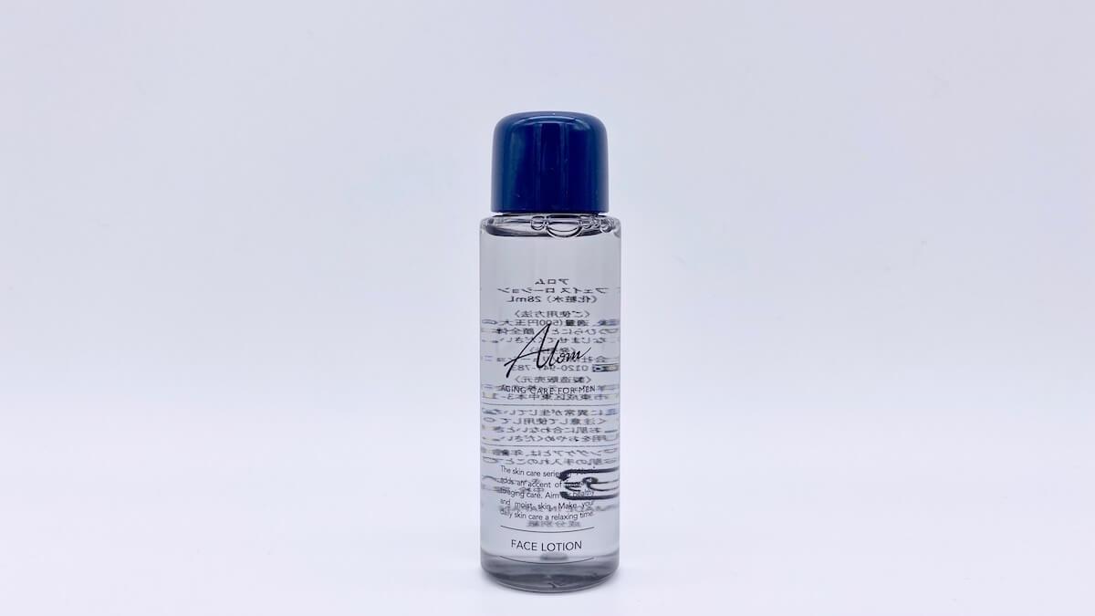Alomの化粧水「フェイスローション」