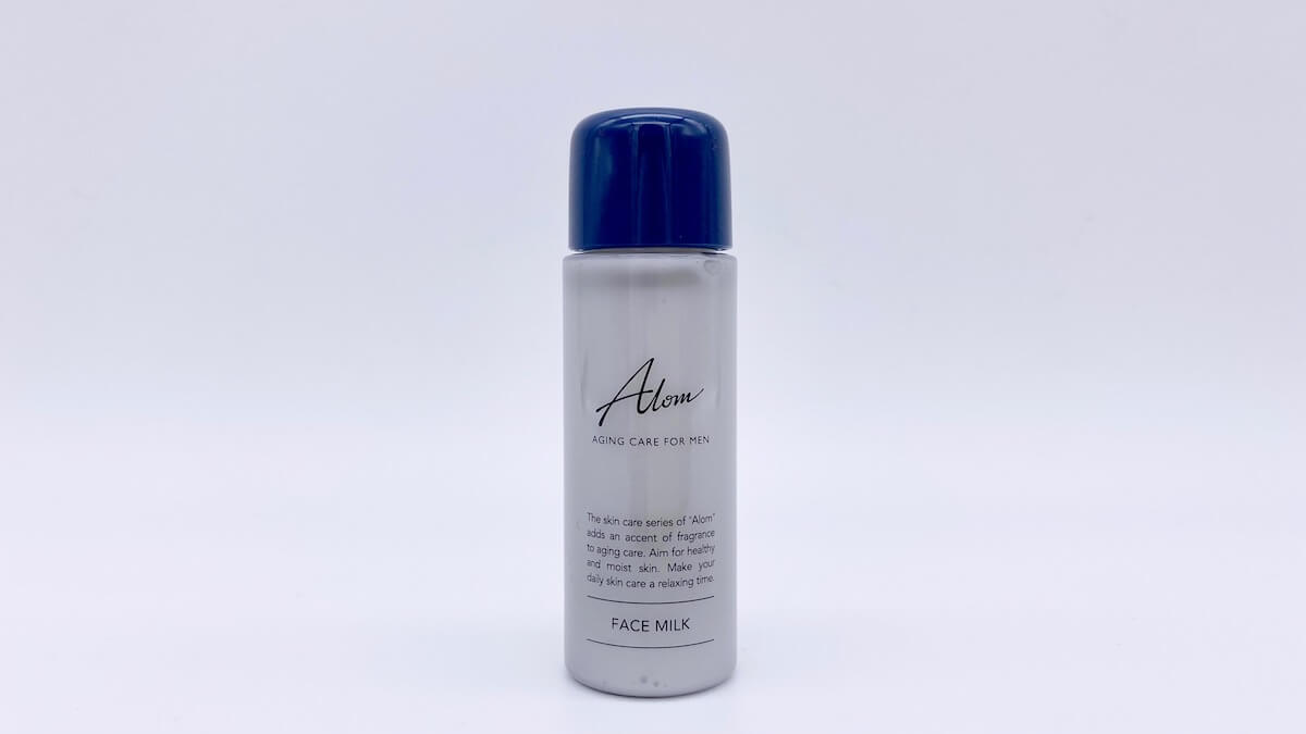 Alomの乳液「フェイスミルク」