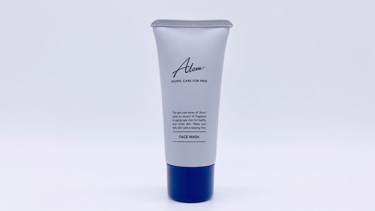 Alomの洗顔料「フェイスウォッシュ」