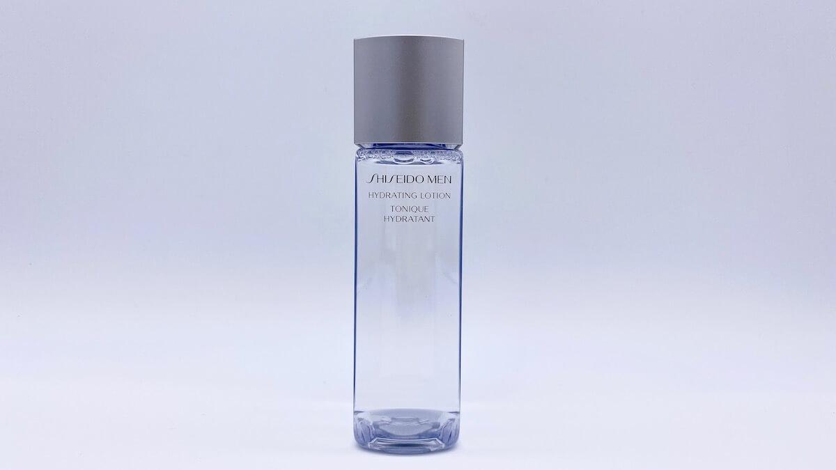 資生堂メンの化粧水「ハイドレーティング ローション」