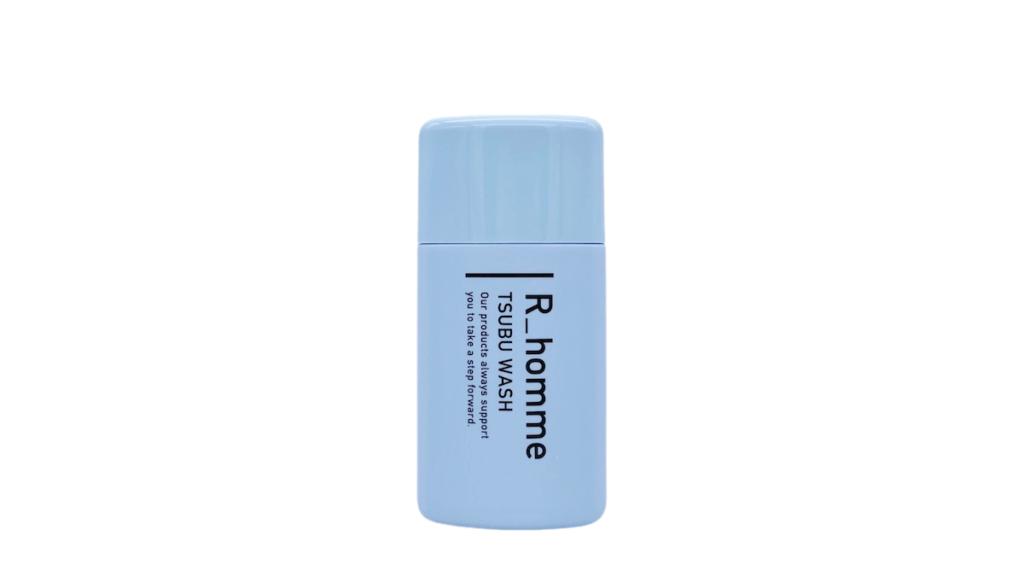 R_homme(アールオム)の酵素洗顔料「TSUBU WASH(ツブウォッシュ )」
